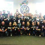 Cebe participa de formação na Fundação Volkswagen