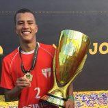 Rejeitado pelo Mogi, Felipe Rivaldinho conquista dois troféus pela Itapirense