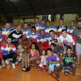 Victória é o campeão da Copa Municipal de Futsal  2017
