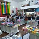 Feira do Livro segue até amanhã no Global Shopping, em Mogi