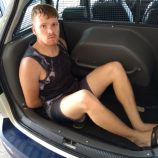 Homem é preso em flagrante furtando moto à Rua Marciliano, no Centro