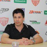 Luiz Henrique de Oliveira transfere gestão do futebol do Mogi Mirim para Botijão