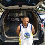 Romu prende homem em beer localizado perto de linha férrea, na zona Leste