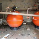 Bombas da piscina do Tucurão são furtadas e oito bolas levadas do local