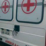 Estado de ambulância da Secretaria de Saúde é denunciado na internet
