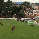 Mogi Mirim empata em 2 a 2 em duelo contra a Portuguesa Santista, em Itapira