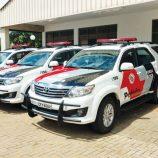 Segurança: Mogi Mirim recebe duas equipes da Força Tática da PM