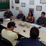 PM e Guarda Municipal alinham a comunicação contra criminalidade