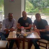 Álvaro Gaia deixa o comando e José Carlos Serrão está de volta ao Mogi Mirim