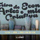 Luzeart, em Mogi Guaçu, tem Feira de Artes e Economia Criativa hoje, a partir das 15h