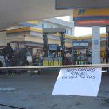 Auto Posto 2.600 recebe combustível, mas abastece apenas viaturas policiais