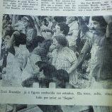 Há 30 anos, morria Zezé Brandão, torcedora símbolo do Mogi Mirim