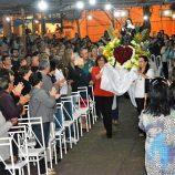 Missas e leilão marcam Festa de Santa Rita; bênção das rosas será amanhã, às 12h