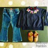 Mogi tem Bazar Garimpo Fashion com peças infantil e adulto