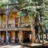 Araxá, em Minas, e a história de um hotel abandonado