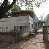 Prédio do antigo Centro de Saúde será demolido e dará espaço a uma área verde
