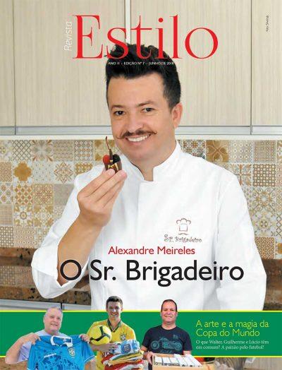 Revista Estilo - Edição 7