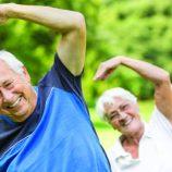 Incentive os idosos a se movimentarem