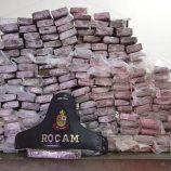 Motorista preso com 90 kg de cocaína e homem detido com 101 kg de maconha
