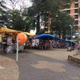 Associação Comercial quer padronizar vendedores ambulantes no Jardim Velho