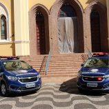 Segurança Pública: frota da Guarda Civil Municipal ganha duas novas viaturas
