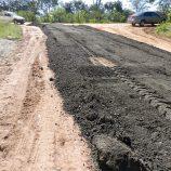 Financiamento asfaltará ruas do Laranjeiras, Murayama I e zona Norte