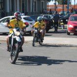 Simpatizantes saem em carreata de apoio ao candidato Jair Bolsonaro