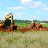 Havan protocola projeto, terreno começa a ser limpo e obra fica mais próxima