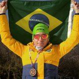 Mirlene Picin conquista medalha de prata no Campeonato Sul-Americano, no Chile