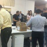 Curiosidade: 1ª urna apurada em Mogi mostra Jair Bolsonaro na liderança