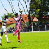 Vila Chaib e Tucurense ficam no zero no jogo de ida da decisão