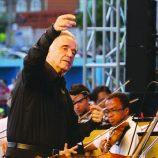 Maestro João Carlos Martins se apresenta no teatro do Centro Cultural, dia 19
