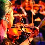 Orquestra Sinfônica Jovem do Interior e Leandro Karnal no Sesi, dia 11, no Guaçu