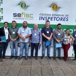Comitiva de Mogi participa de Seminário Estadual de Fiscalização, em Bertioga