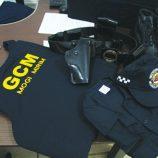 Guarda Civil Municipal recebe cem novos coletes à prova de balas e fardas