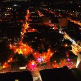 Com verba de R$ 314 mil da CIP, Praça Rui Barbosa ganhará nova iluminação