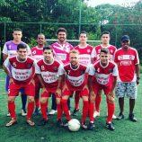 Nova Aliança goleia o Estrela e lidera a Copa de Futebol Society