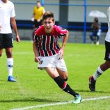 Mogimiriano Patryck é convocado para a seleção brasileira de futebol sub-15