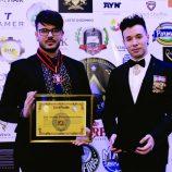Professor de Letras e Arte e escritor é premiado por sua atuação na sociedade