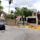 Rua Alexandre Coelho, próxima ao Teatro de Arena, tem mudança de direção