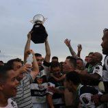 Campeões do futebol amador do ano 2017 voltaram a celebrar na temporada 2018