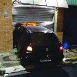 Relojoaria Dias, que fica à Padre Roque, é furtada na madrugada de segunda
