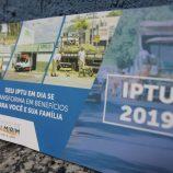 Projeto de lei prorroga pagamento e 1ª parcela do IPTU vence 29 de março