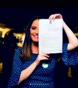 Lei Amália Barros é sancionada em Brasília pelo presidente Jair Bolsonaro