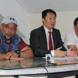 Grupo de coreanos vê clube abandonado e quer cadastrar associados no Mogi Mirim