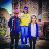 De volta às competições, Mirlene é campeã e vice em provas na Itália