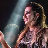 Lauana Prado chega para cantar no Festa do Trabalhador, na quarta