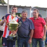 Piteiras celebra a conquista dos aspirantes da Copa Rural 2019
