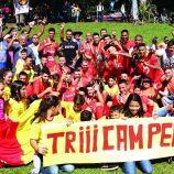 Aparecidinha conquista o tricampeonato e atinge marca do oitavo título da Copa Rural