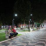 Praça Rui Barbosa já conta com nova iluminação de LED; estreia acontece hoje
